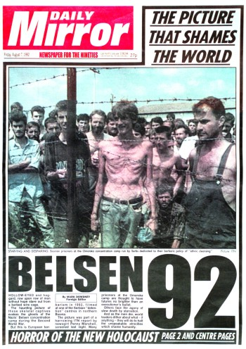 Bosnian Genocide (1992), Fikret Alic, The Picture that Shames the World.